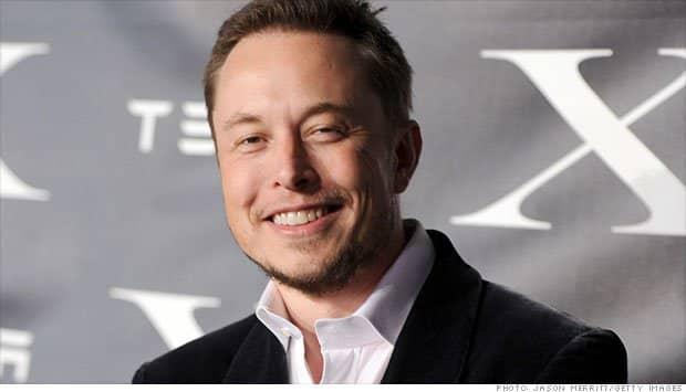Elon Musk, CEO of Tesla & SpaceX