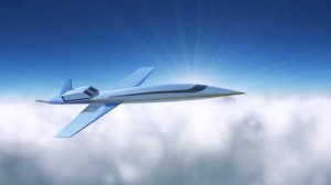 Early rendering of the Spike S-512 concept