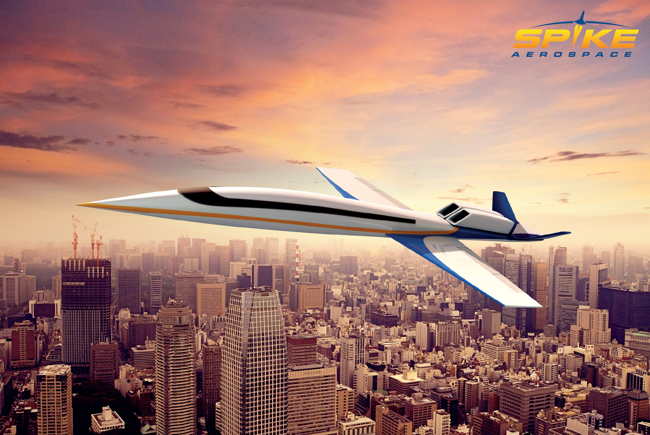 Spike Aerospace S-512 Quiet Supersonic Jet