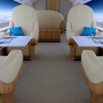 Spike Aerospace S-512 Supersonic Jet Interior 4