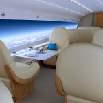 Spike Aerospace S-512 Supersonic Jet Interior 1