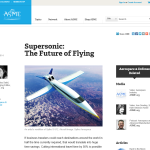 ASME Supersonic: The Future of Flying May 2014