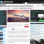 Australian Business Traveler February 4, 2014