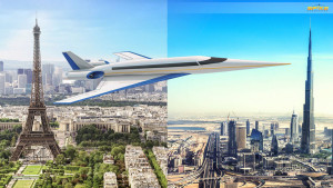 Quiet Supersonic Flight Technology - Overland Flights With No Sonic Boom On The S-512