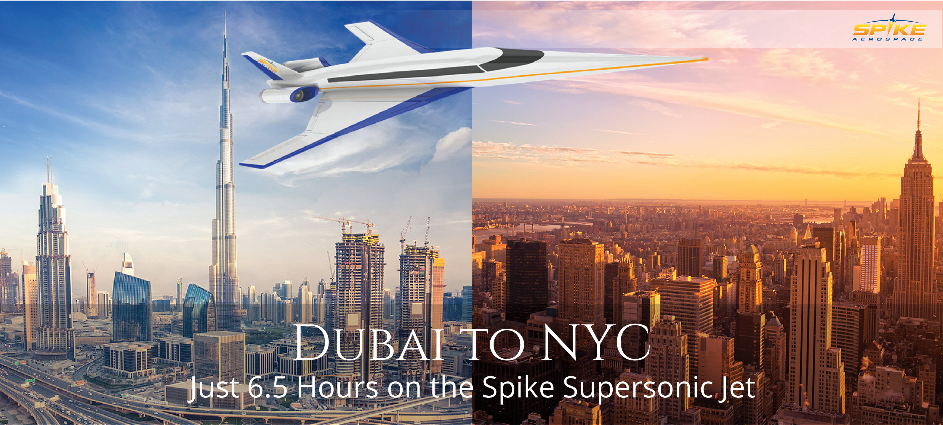 Spike Aerospace to Present at Dubai's Global Investment in